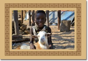 Hands of Hope - Boy Holding Goat Gift Card (1)